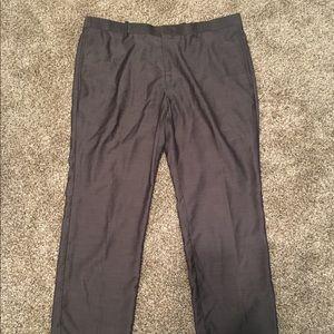 🔥30% OFF🔥INC Men's Slacks slim fit grey 36X30